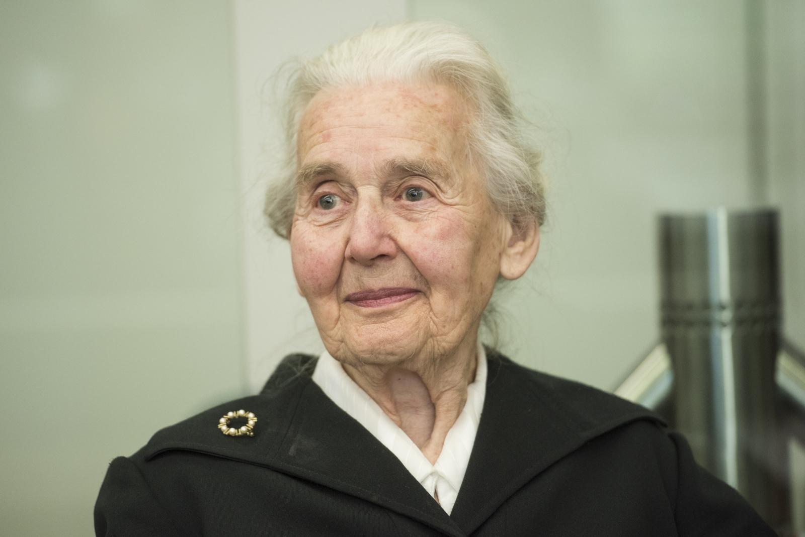 Ursula Haverbeck-Wetzel