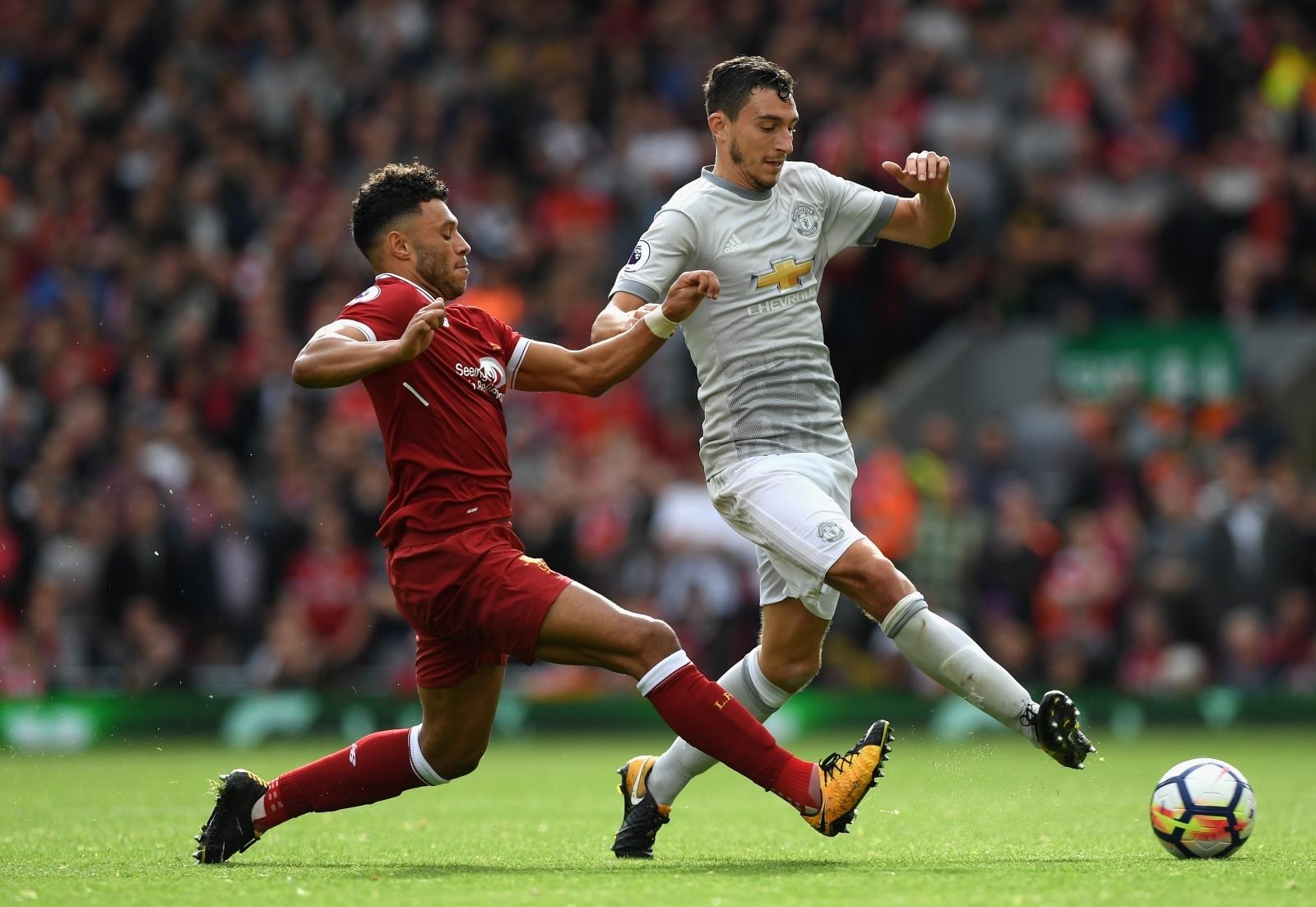 Jurgen Klopp: 'Alex Oxlade-Chamberlain needs more time to adapt'