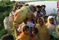 Thousands More Rohingya Muslims Flee Myanmar