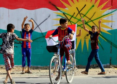 Kirkuk Iraq Kurds