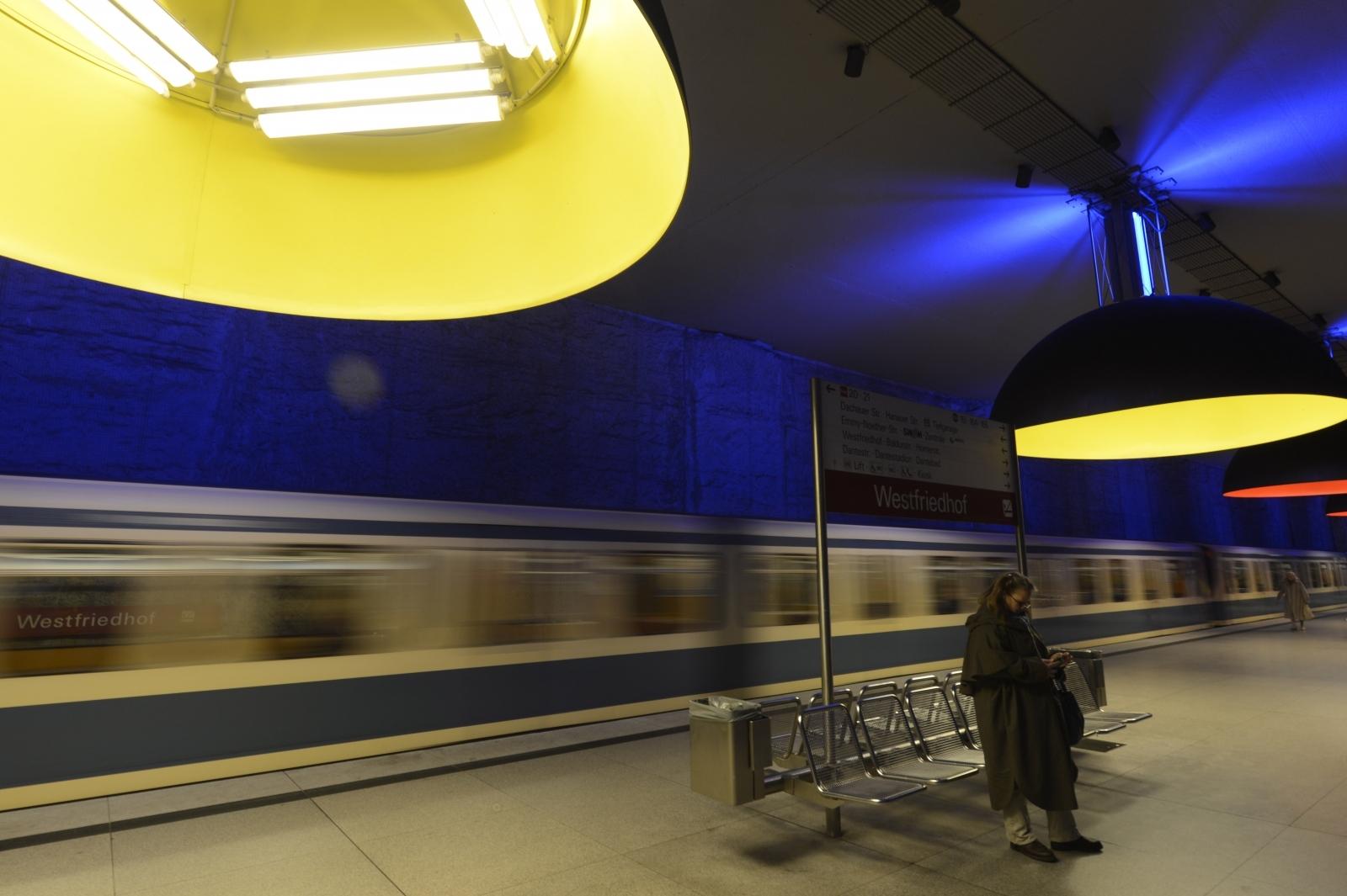 Munich U-Bahn