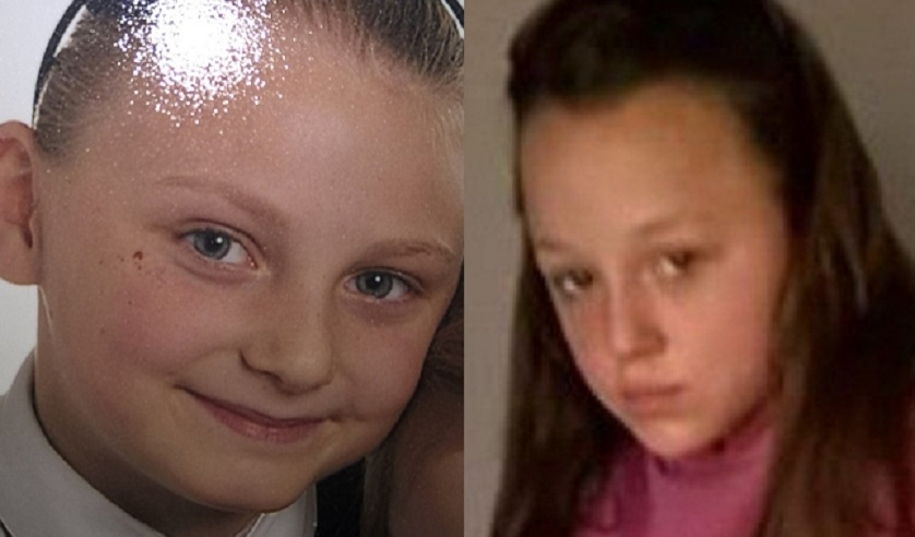 Missing Hull girls