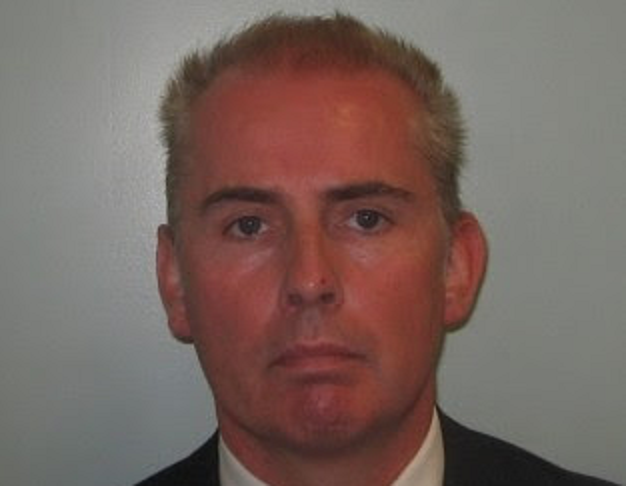 Michael Harrington Met Police theft