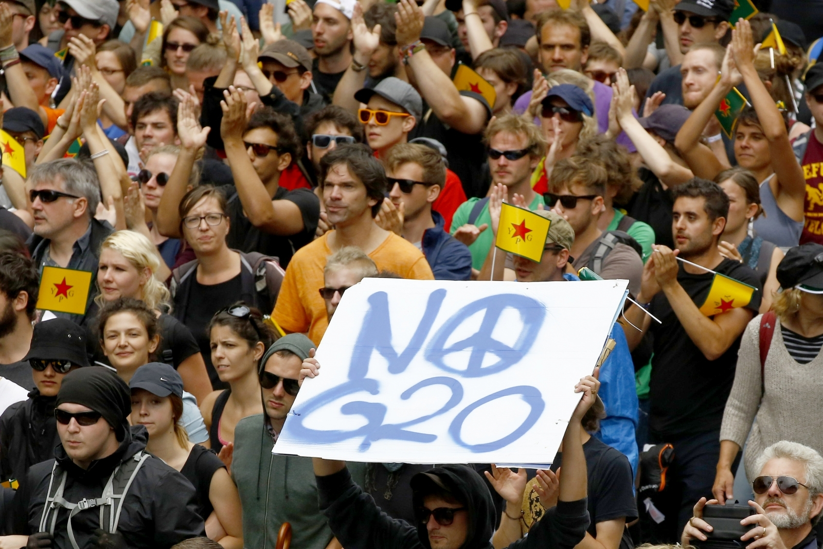 G20 protesters