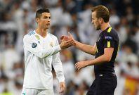 Cristiano Ronaldo-Harry Kane