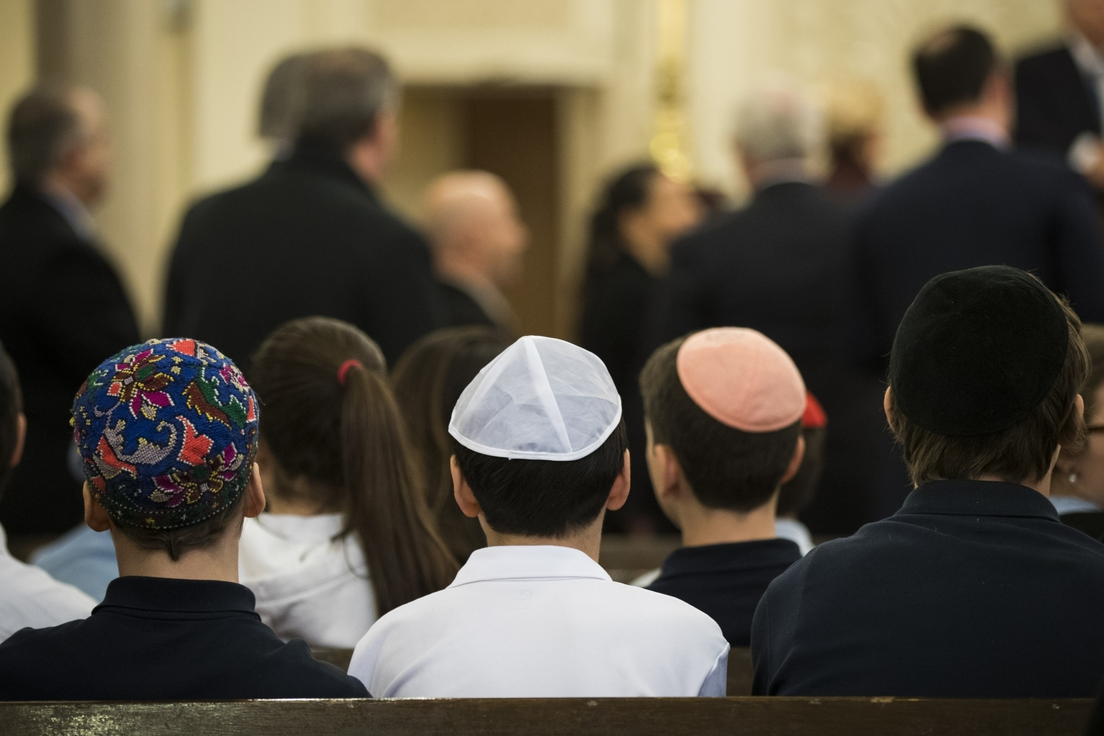 New York Jewish students