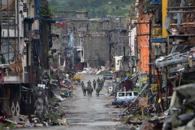 Marawi Duterte liberated Maute Isis