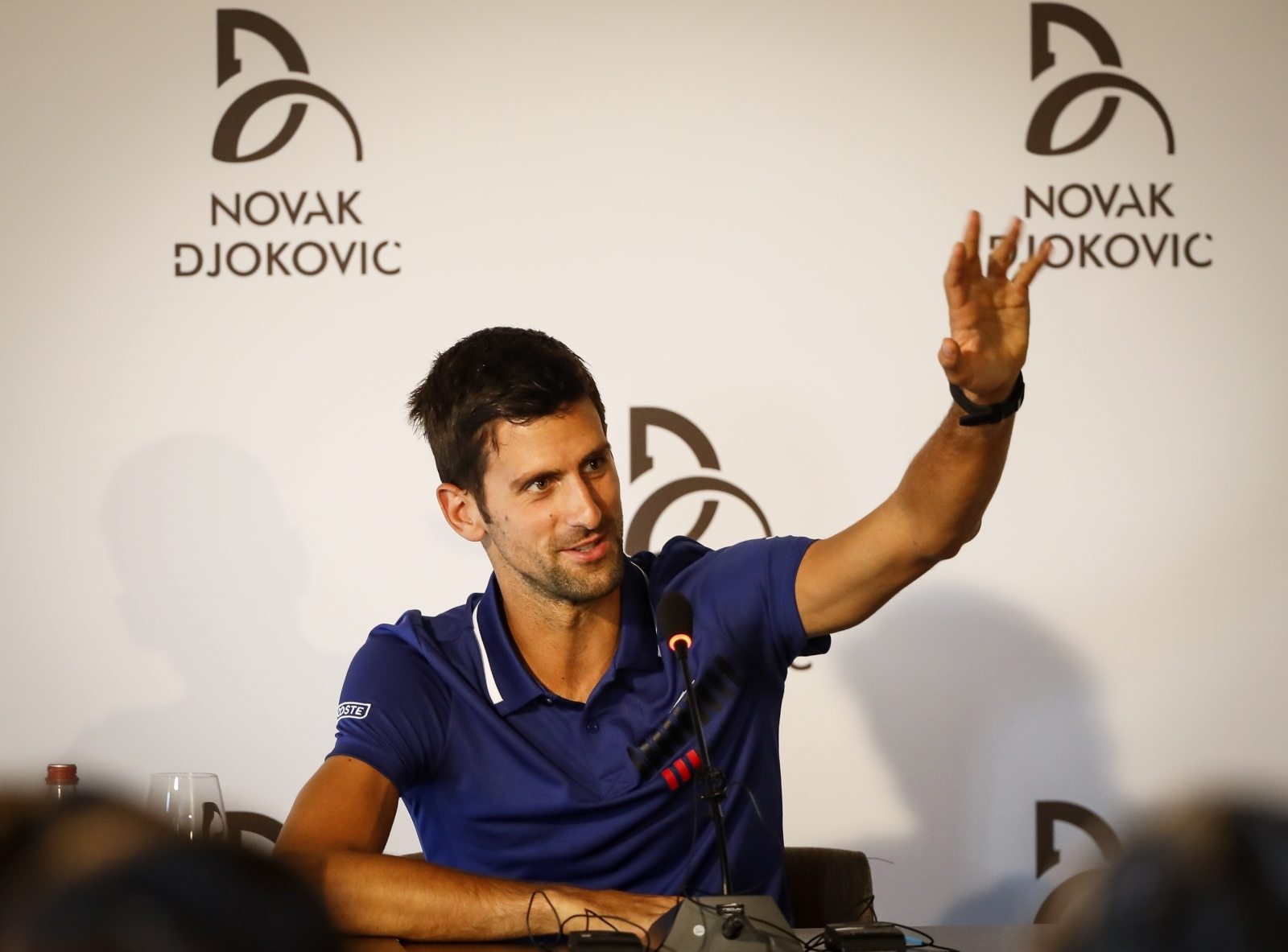Injury stricken Novak Djokovic confirms addition of Radek Stepanek