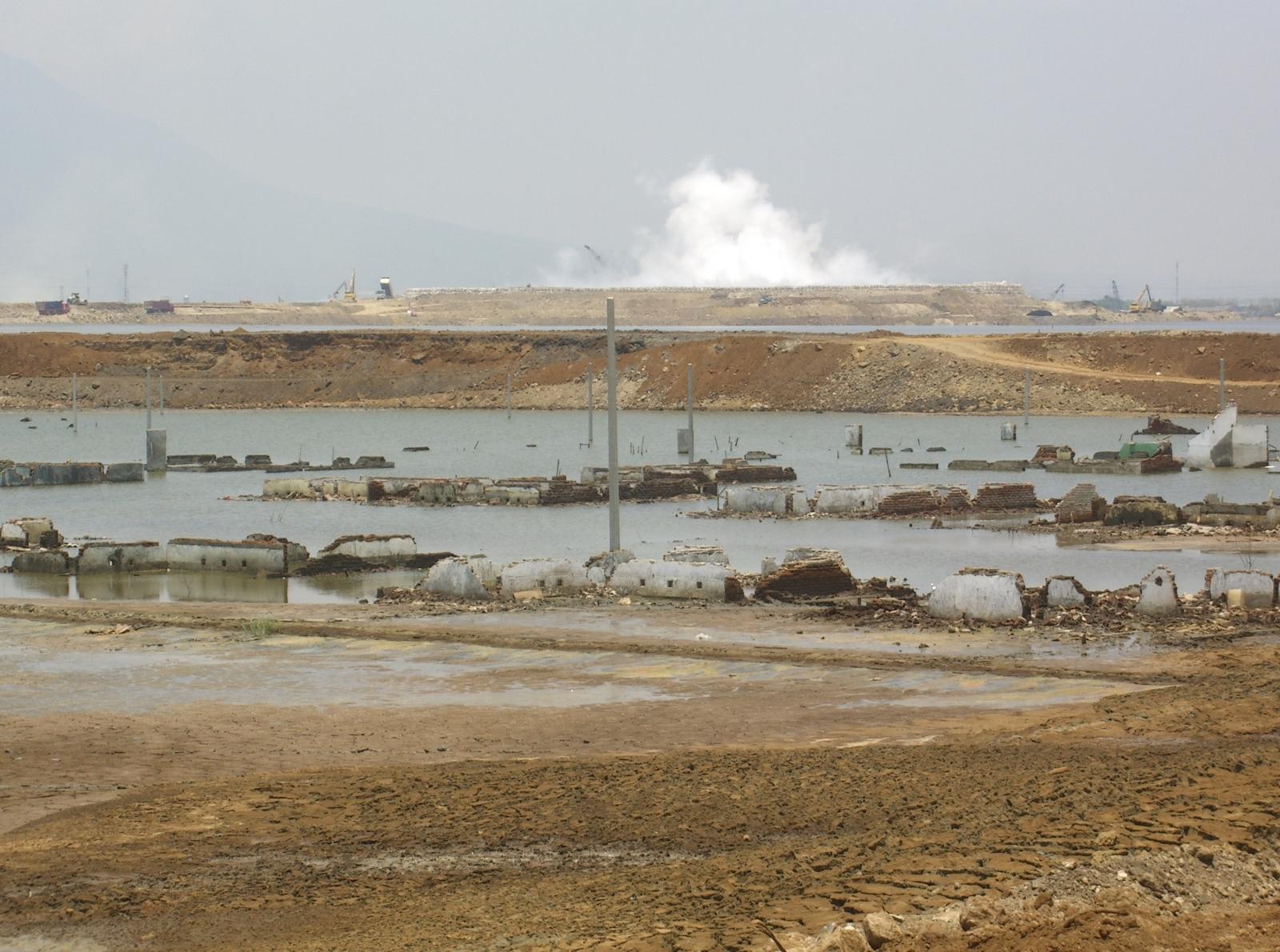 Lusi mud eruption