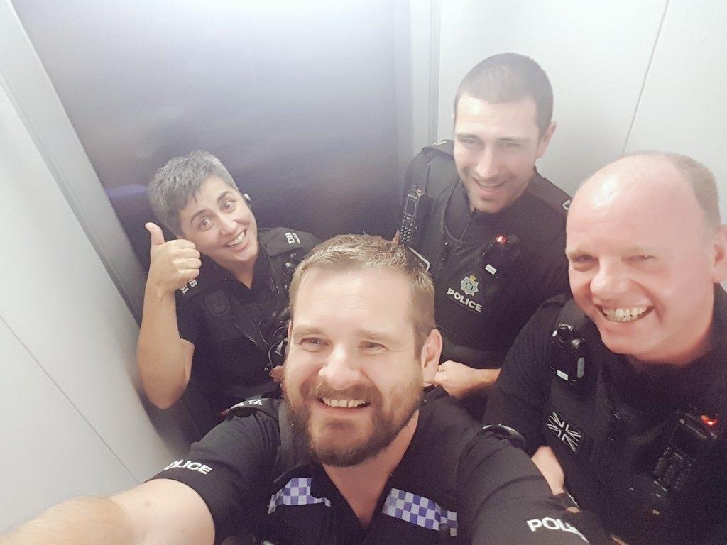 Brighton police