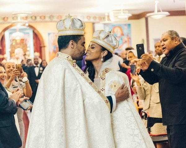 Ariana Austin married Joel Makonnen, an Ethiopian prince and the great-grandson of Haile Selassie in the US last month