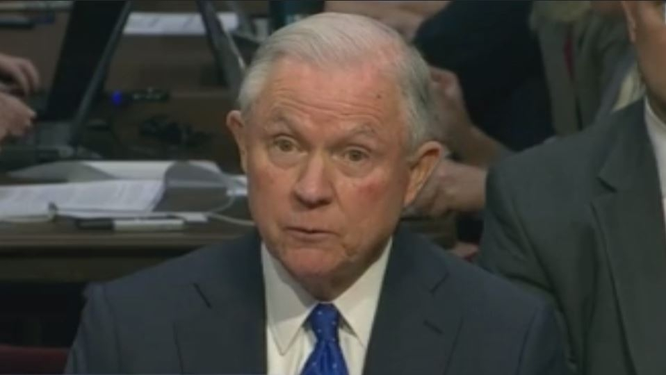 Attorney General Jeff Sessions Refuses To Discuss Conversations With Trump During Hearing, Says Robert Mueller's Team Has Not Interviewed Him