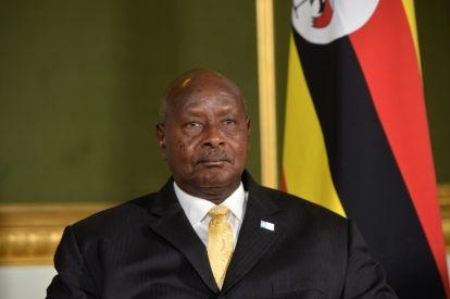 Yoweri Museveni UK Somalia Conference