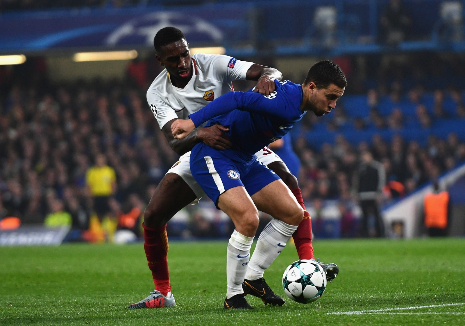 Chelsea's Eden Hazard: 'I want to win the Champions League'