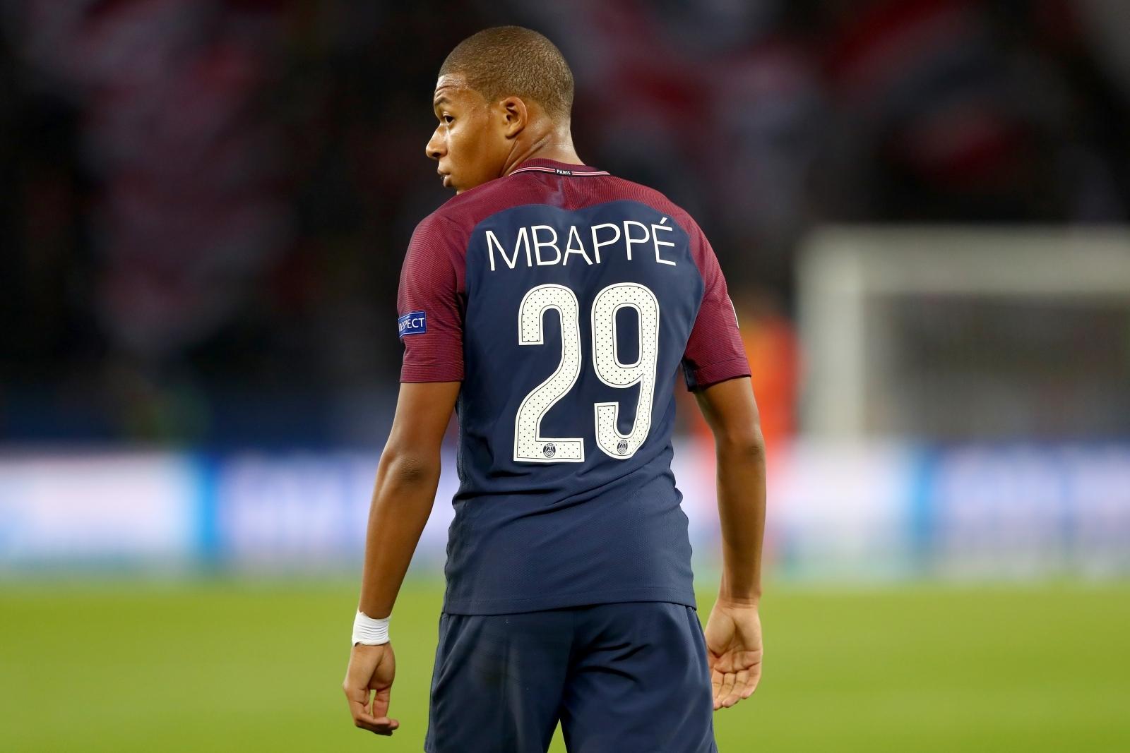 Kylian Mbappe