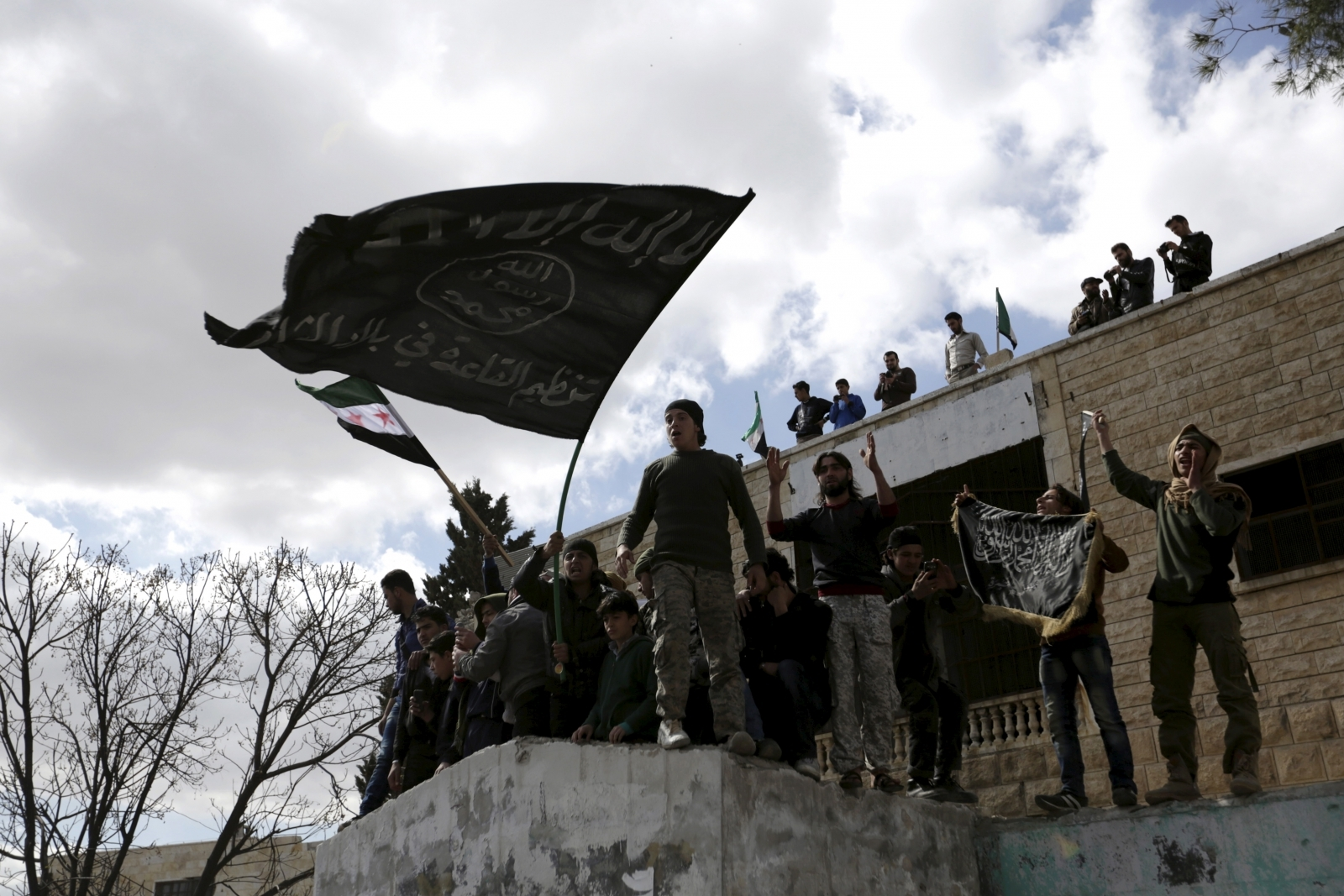 Al-Qaeda flag