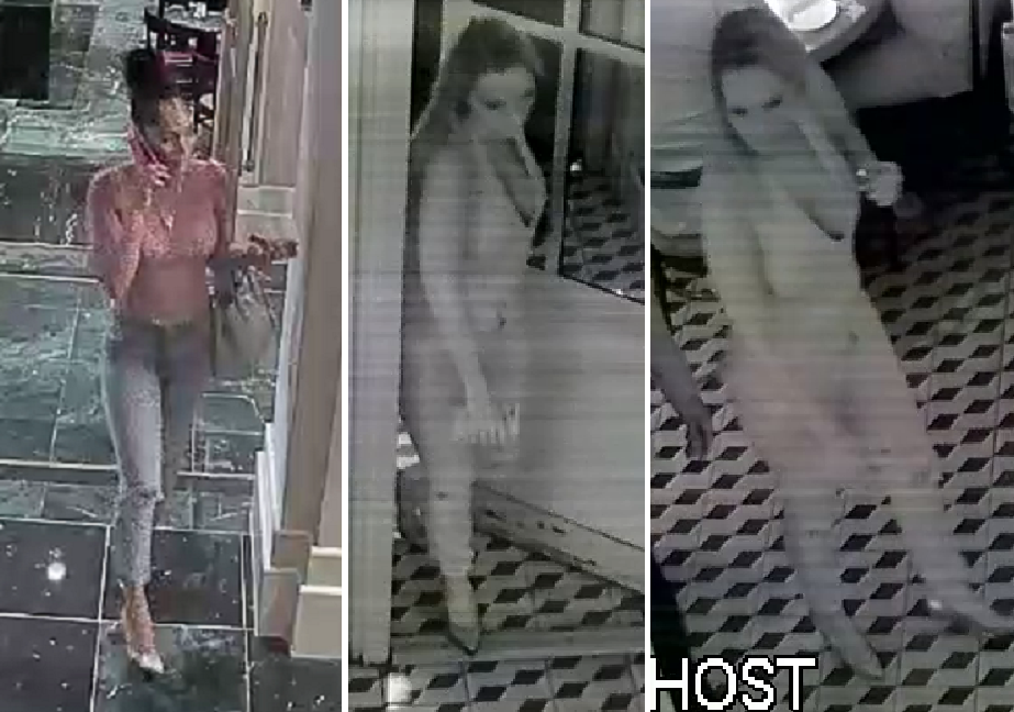 Images of wanted suspects in New York