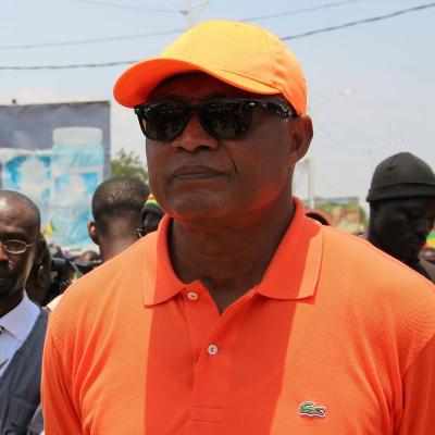 Togo Anti-Government Protest Jean-Pierre Fabre