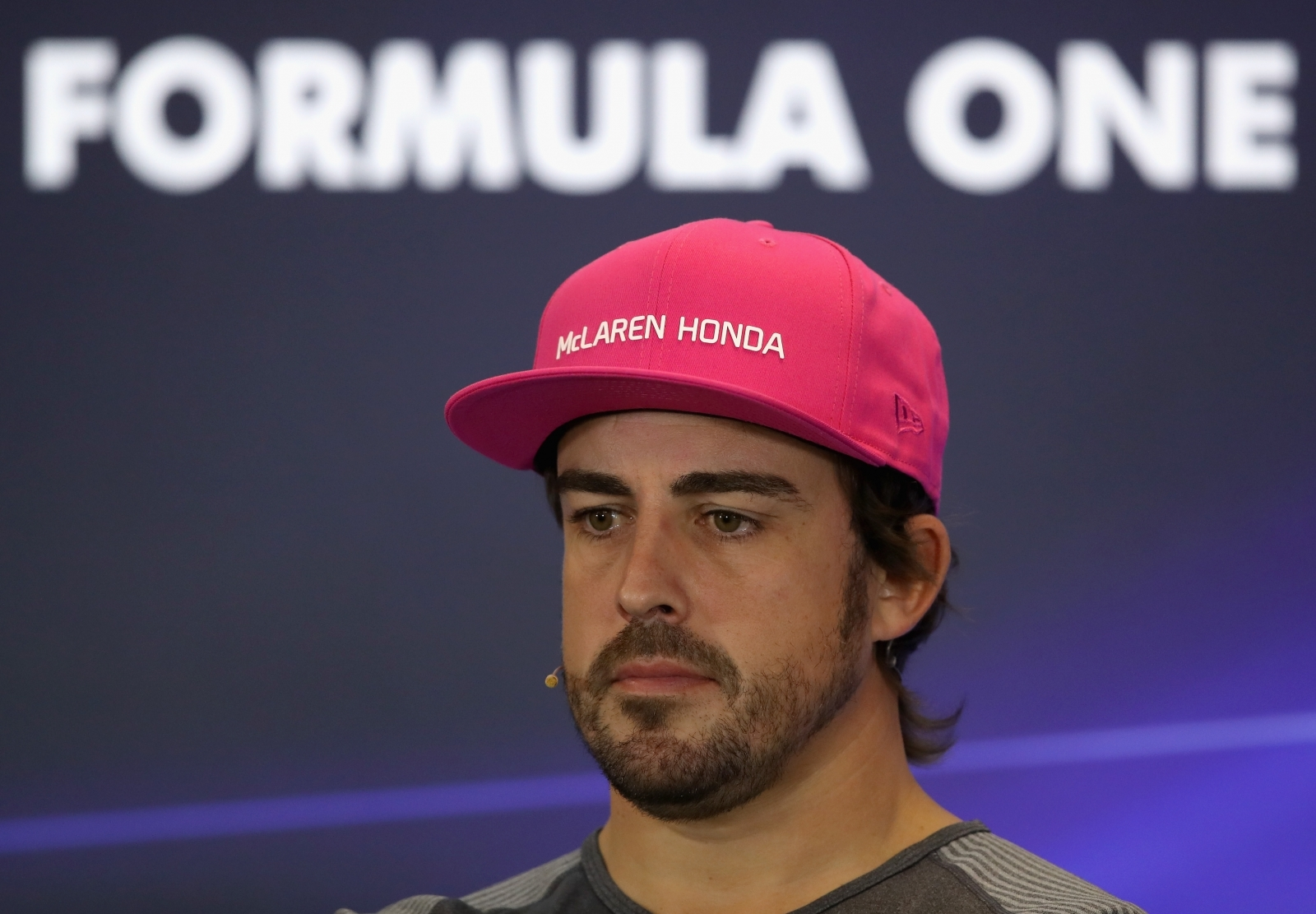 Fernando Alonso Will Stick With McLaren in 2018