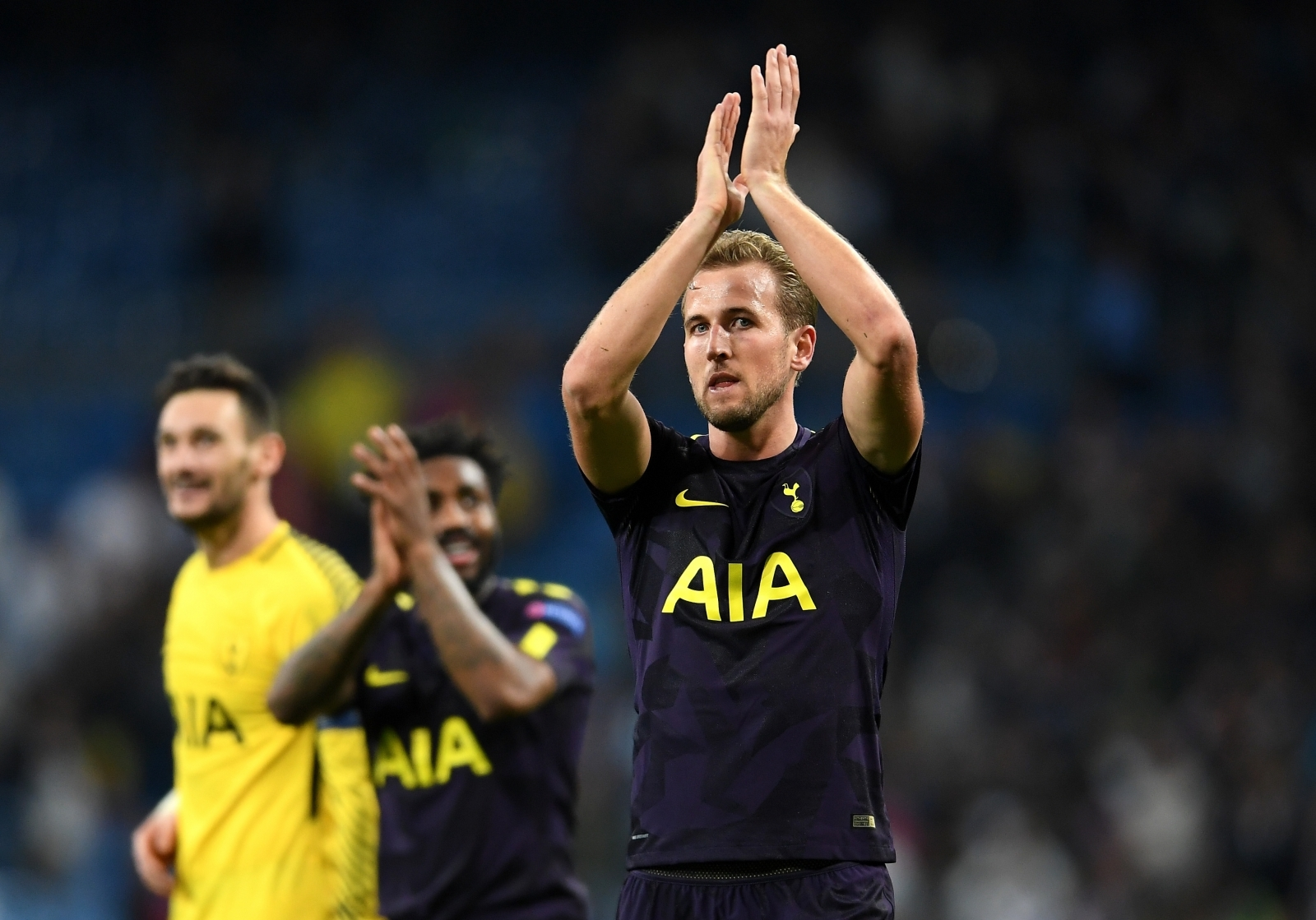 In-demand Tottenham star reveals his career plans