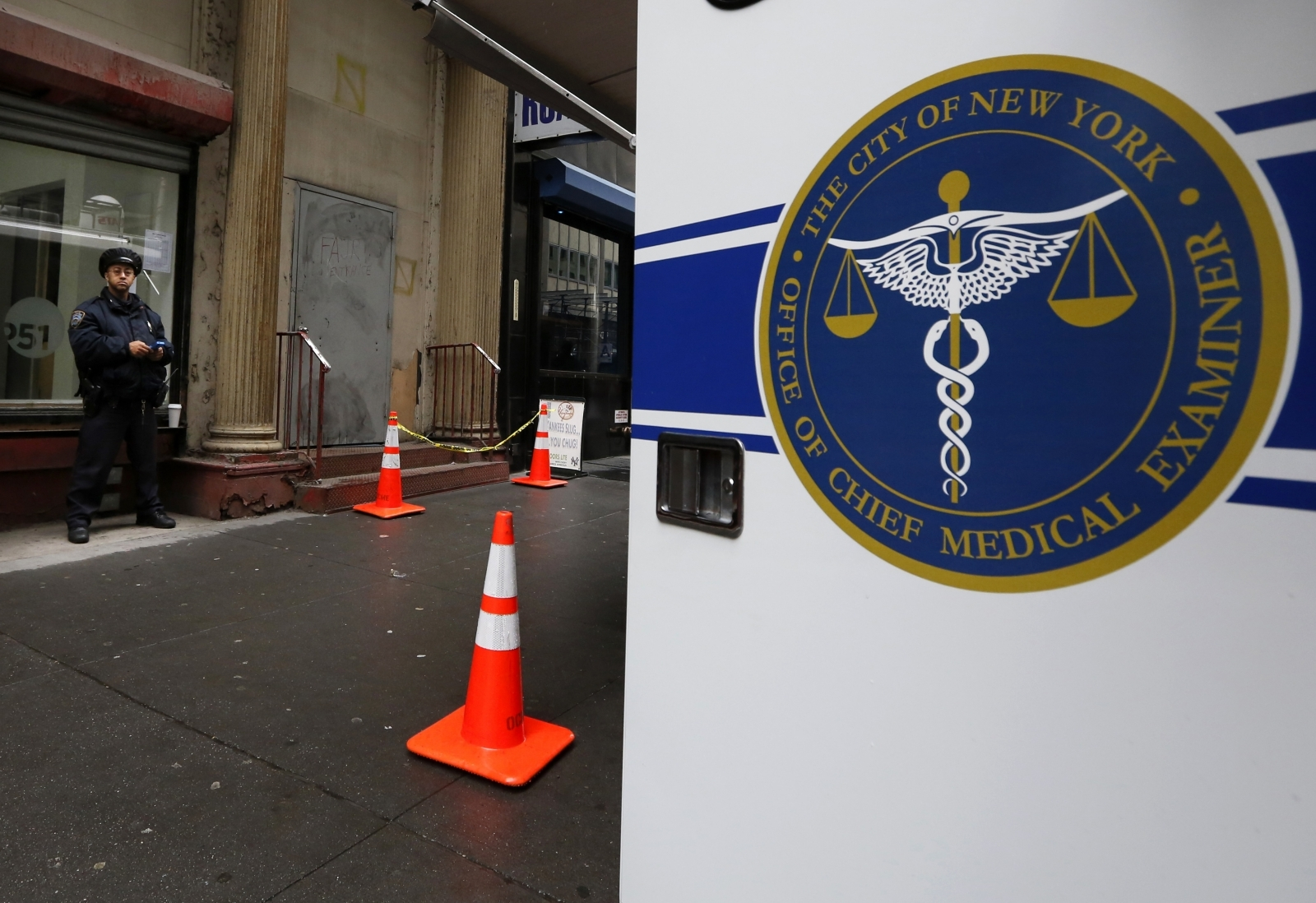 Office of Chief Medical Examiner