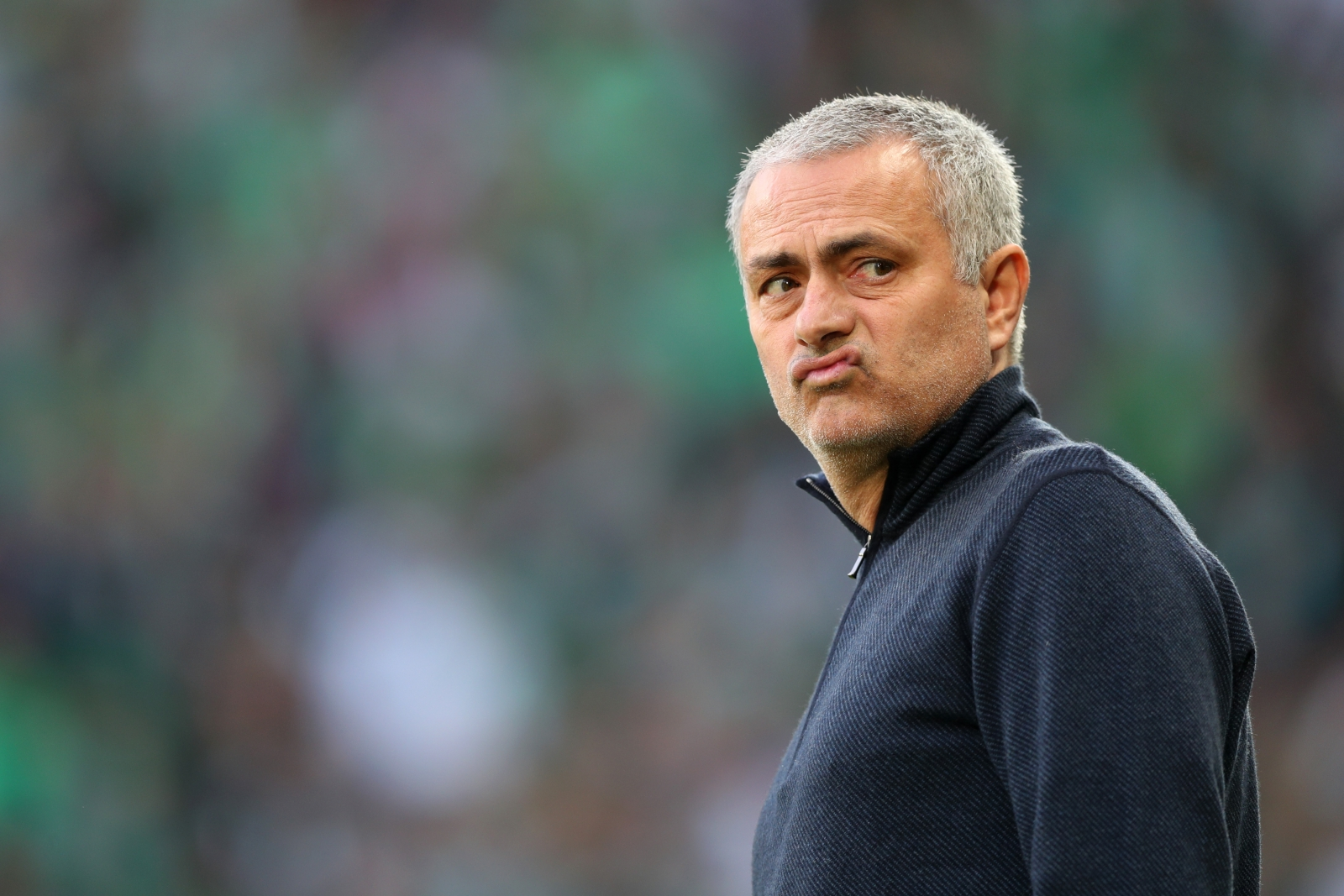 Jose Mourinho rips into Manchester United 'attitude' after shock Huddersfield defeat