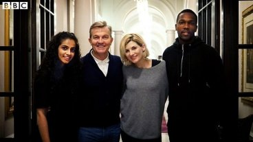 Doctor Who series 11 cast