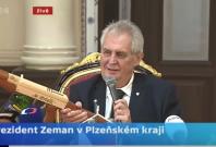 Milos Zeman