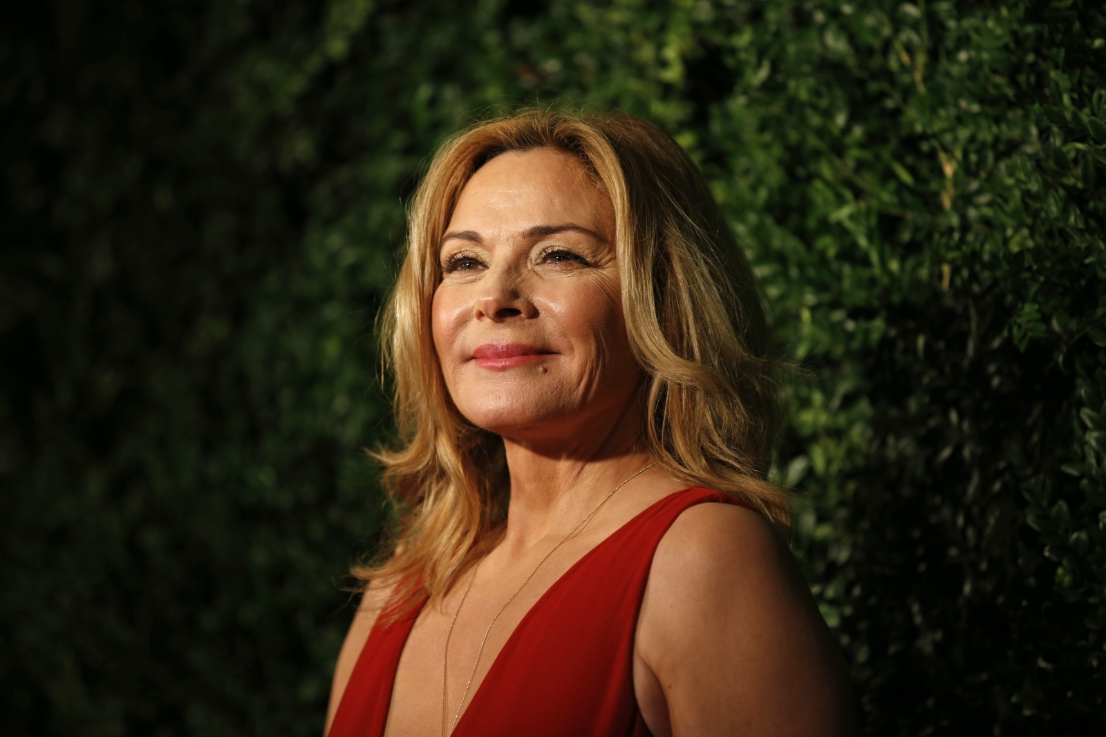 Kim Cattrall opens up on matters of the fart