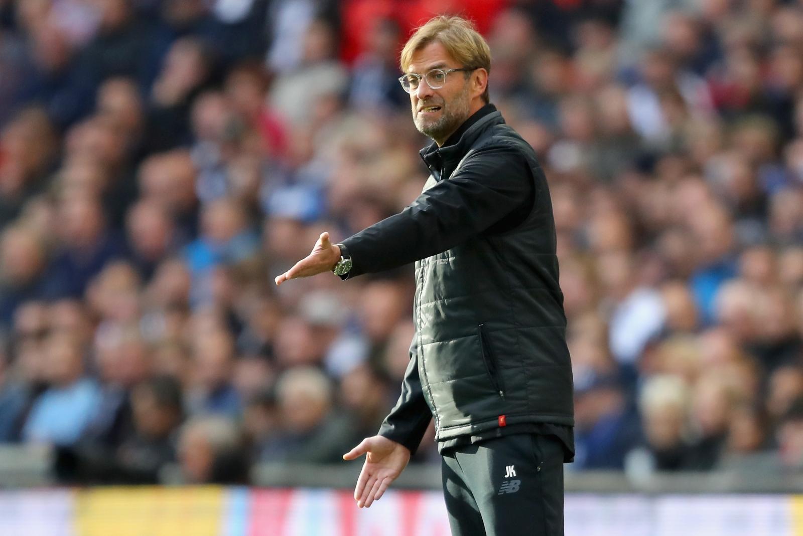 Jurgen Klopp Slams Liverpool's Defending In Horror Show At Tottenham Hotspurs