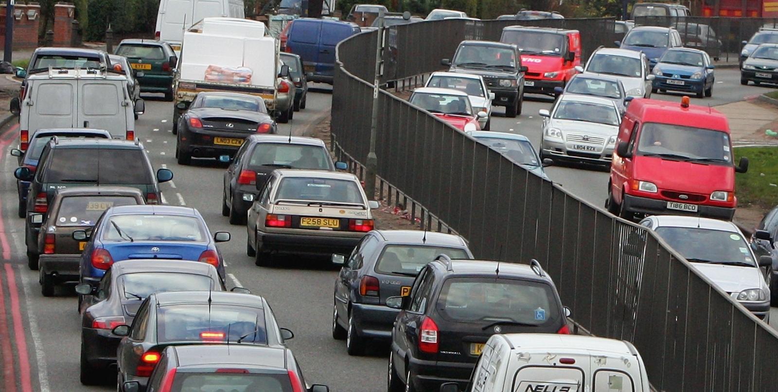 cars traffic
