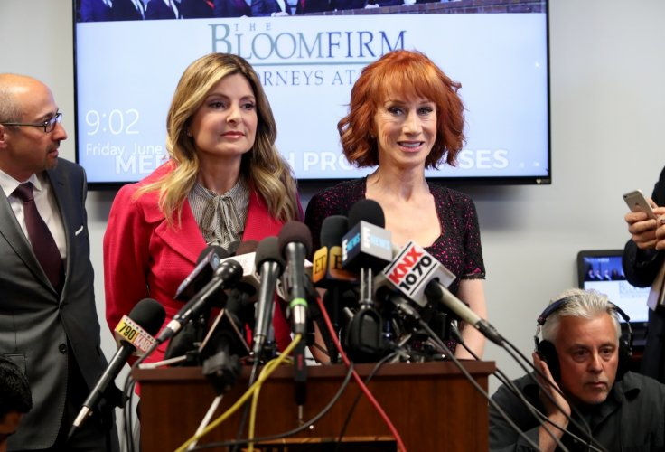 Lisa Bloom, Kathy Griffin