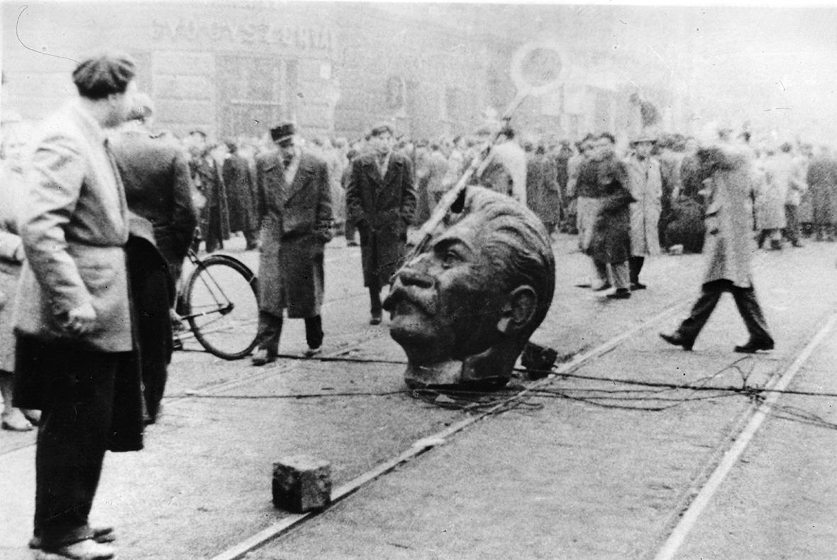 Hungarian Uprising 1956