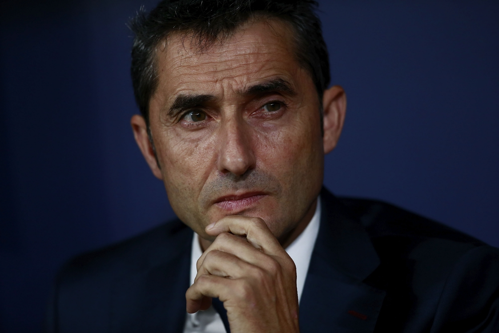 Ernesto Valverde opts for much-changed Barcelona side at Real Murcia