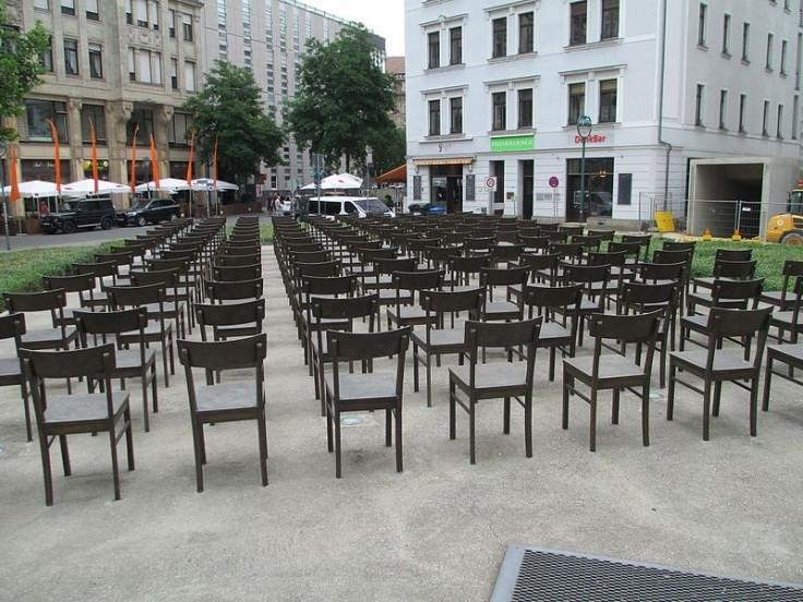 the Leipzig Synagogue Memorial