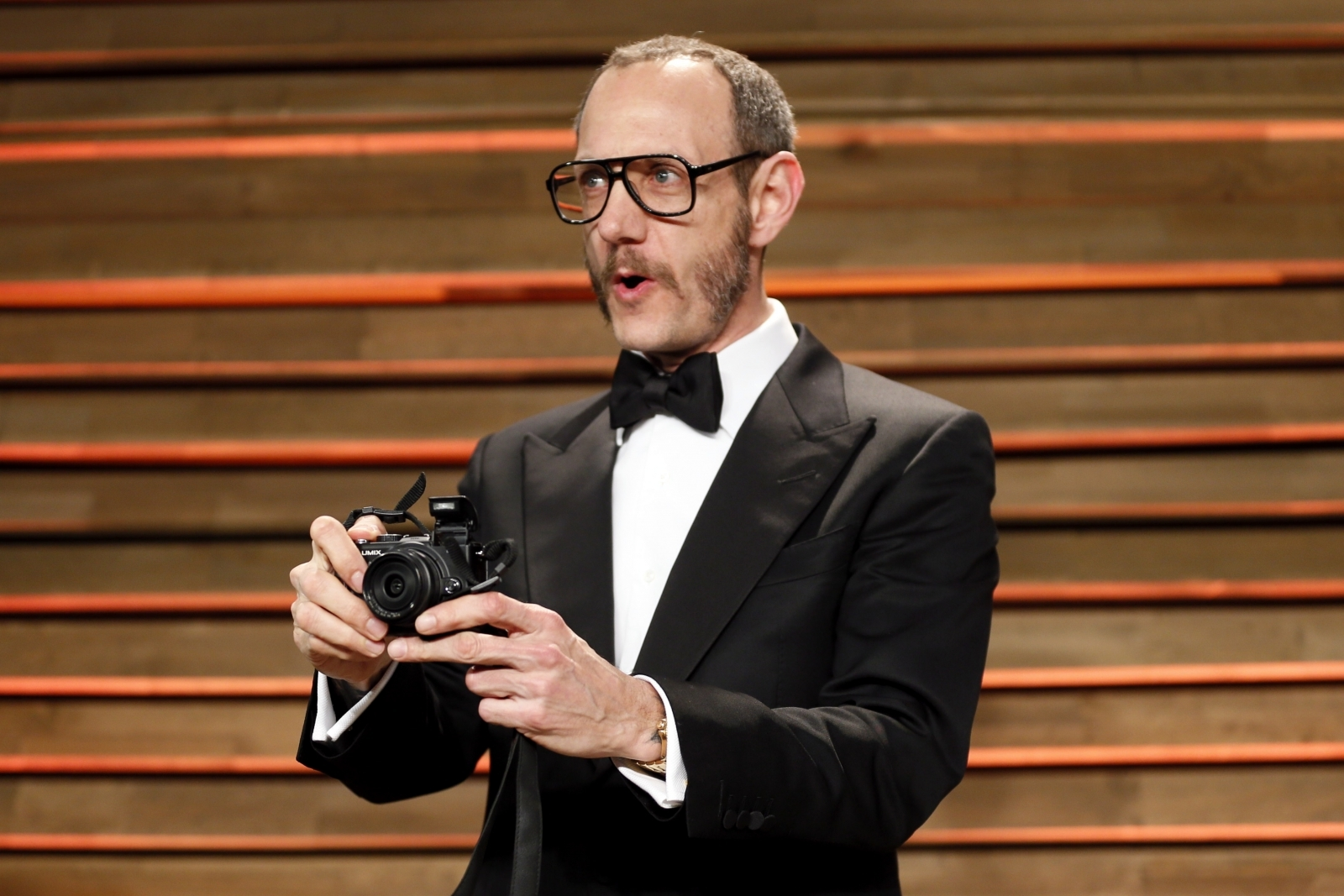 Fashion Photographer Terry Richardson Banned From 'Vogue' Over Sexual Misconduct Allegations