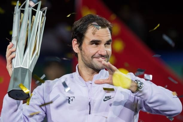 Federer Dominates Tiafoe In Basel, Del Potro Wed.; Thiem Wins In Vienna