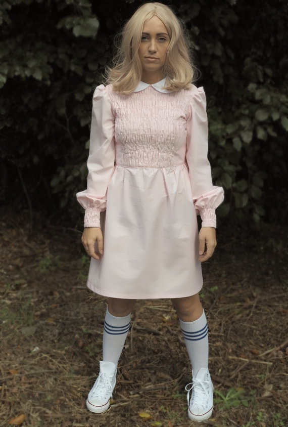 Eleven character costume