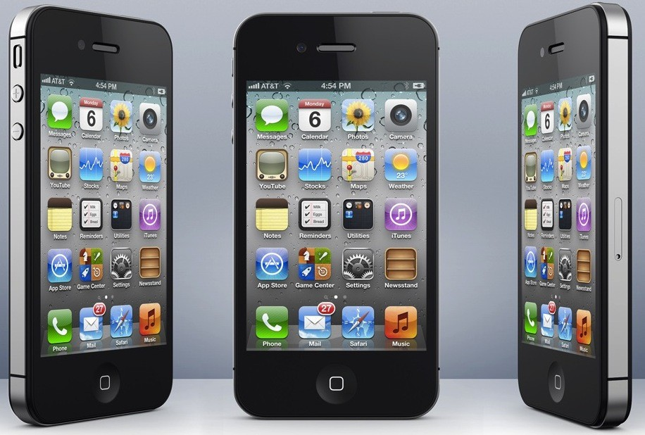 iPhone iOS 5