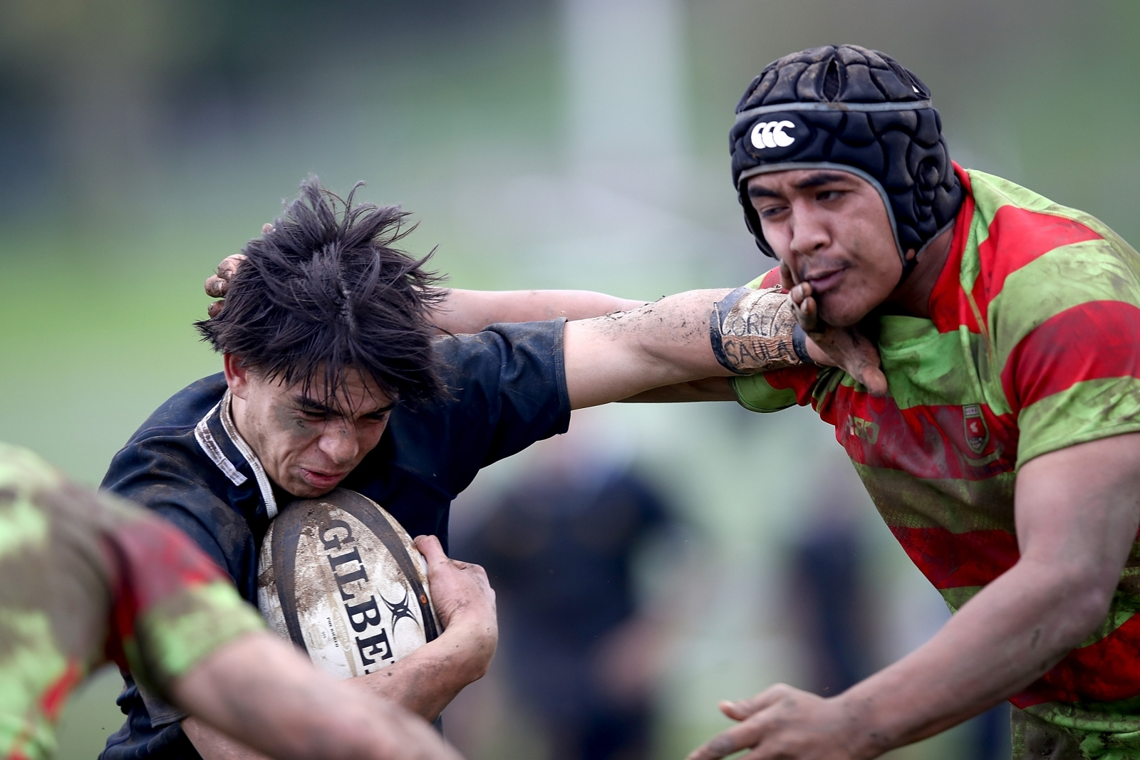 Youth rugby