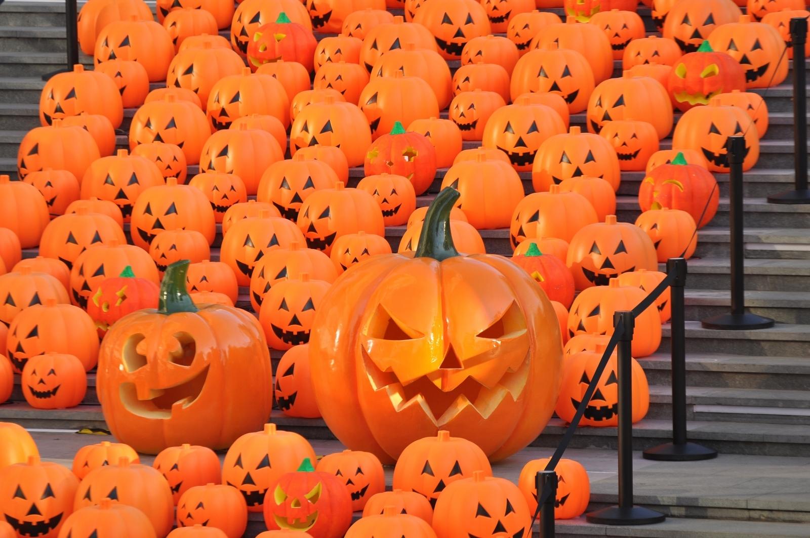 When is Halloween
