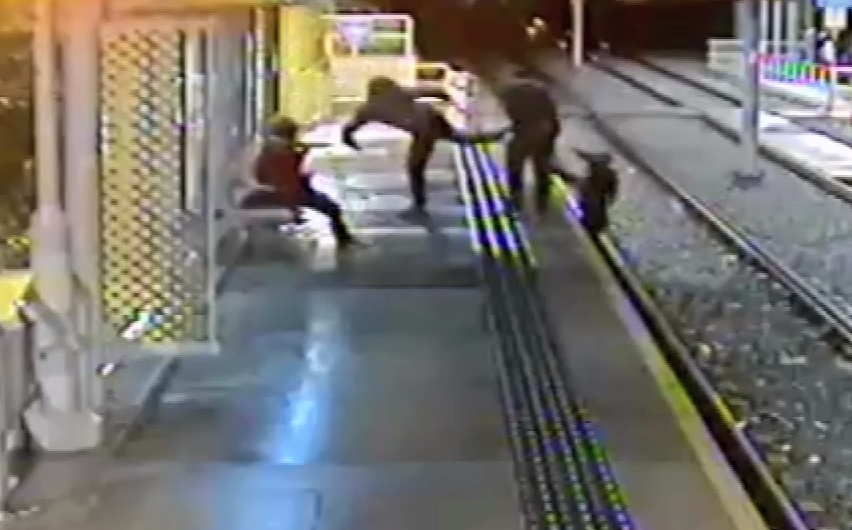 didsbury tram attack