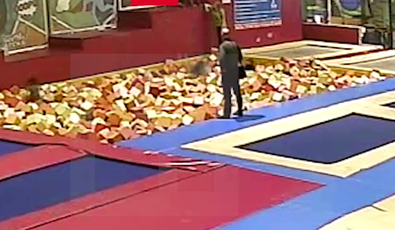 Russian politician dies in trampoline park accident