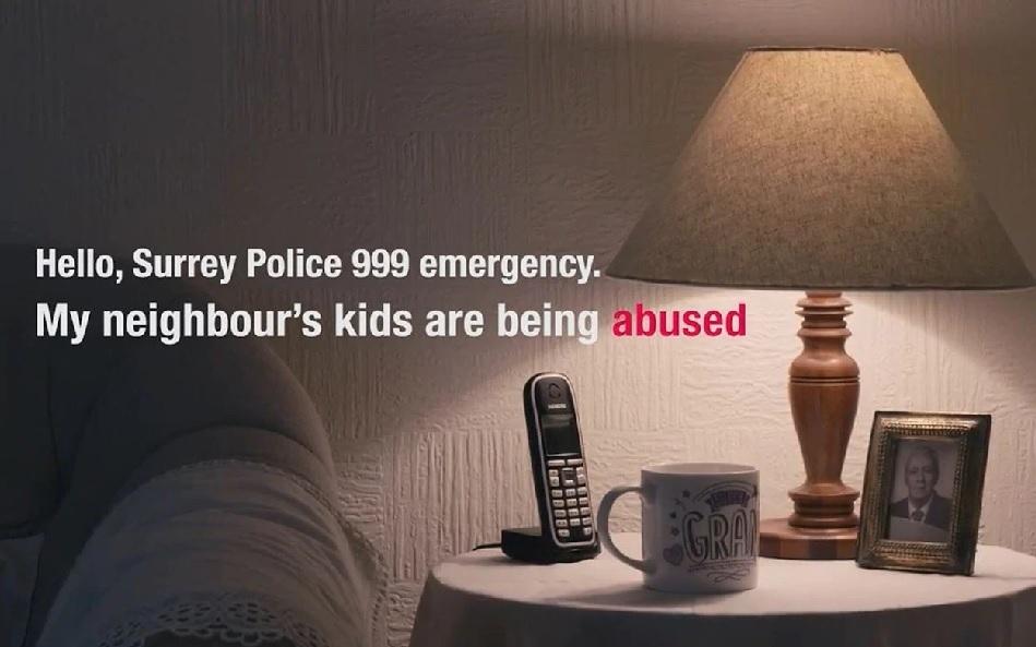 Surrey Polcie vid