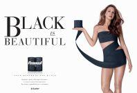 Black Black Toilet Paper Brzail Santher