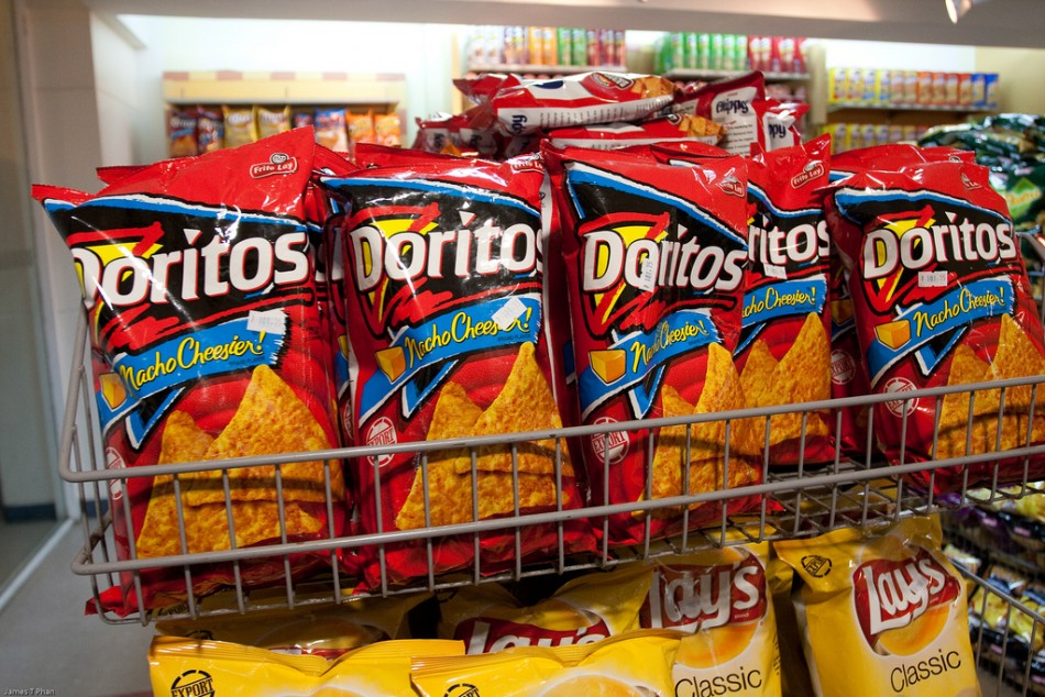 Doritos slammed after revealing plans for
