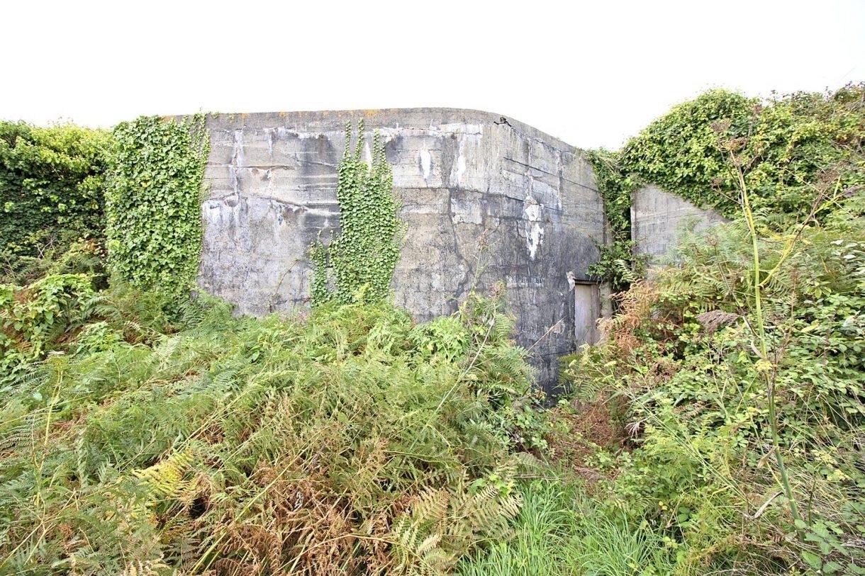 Nazi bunker