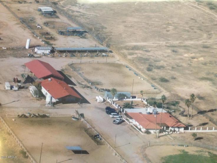 Alien ranch