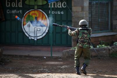 Kenya elections 2017