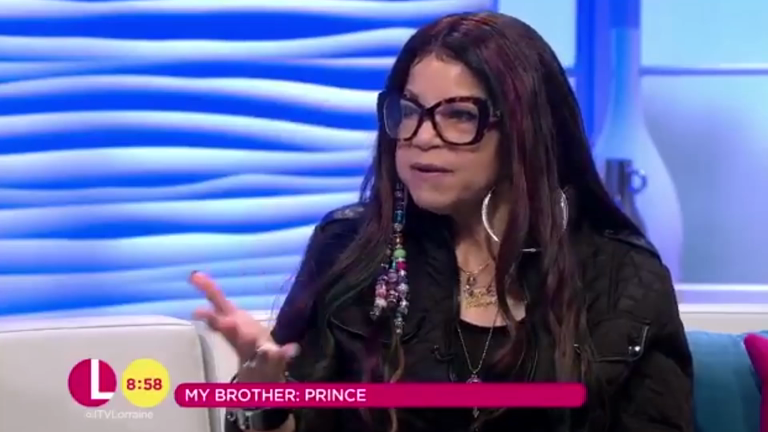 Prince Told His Sister He Was Going To Die